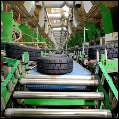Conveyor Belts for Tyre Industry in Ahmedabad