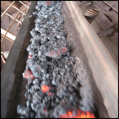 Fire Resistant Conveyor Belt in India