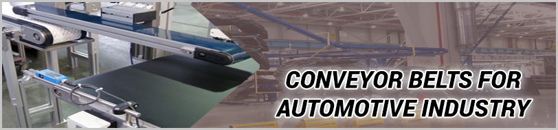 Conveyor Bewlt For Automotive