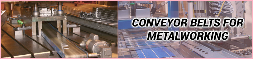 Conveyor Belts for Metals