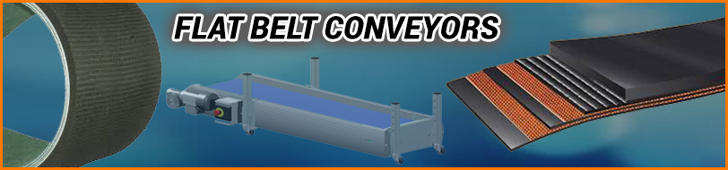 Flat Belt Conveyor Supplier