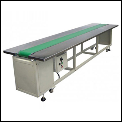 Flat Belt Conveyor in Ahmedabad